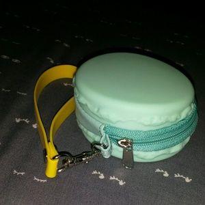 Handbags - Macaron wristlet from Japan!
